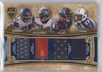 Golden Tate, Ben Tate, Mike Williams, Damian Williams /7