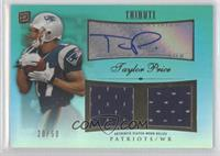 Taylor Price /50