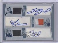 Sam Bradford, Colt McCoy, Jimmy Clausen /1