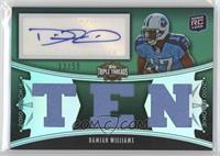 Damian Williams /50