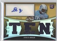 Derrick Morgan /25