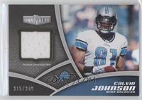 Calvin Johnson /349