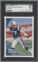 Rob Gronkowski (Ball in Right Arm) [SGC 98]