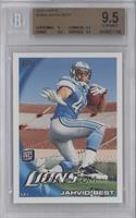 Jahvid Best (Holding Ball) [BGS 9.5]