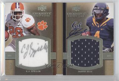 2010 Upper Deck Exquisite Collection Rookie Bookmarks #RBM-SB - [Missing] /50