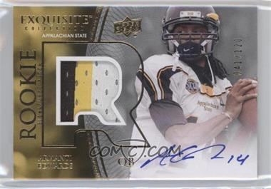 2010 Upper Deck Exquisite Collection #113 - Armanti Edwards /120