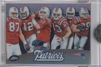 New England Patriots Team /999 [ENCASED]