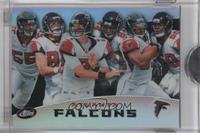 Atlanta Falcons Team /869 [ENCASED]