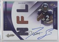 Rookie Premiere Materials NFL Signatures - Torrey Smith /299