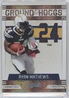 Ryan Mathews /25