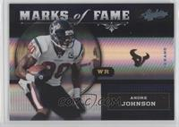 Andre Johnson /100