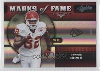 Dwayne Bowe /100
