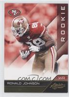 Ronald Johnson /399