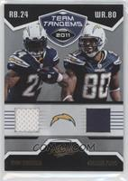 Malcom Floyd, Ryan Mathews /50