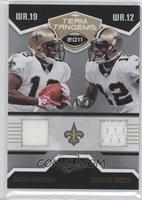 Marques Colston, Devery Henderson /50