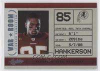 Leonard Hankerson /50