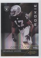Rookies - Denarius Moore /399