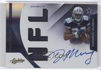 Rookie Premiere Materials NFL Signatures - DeMarco Murray /299