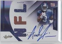 Rookie Premiere Materials NFL Signatures - Jerrel Jernigan /299
