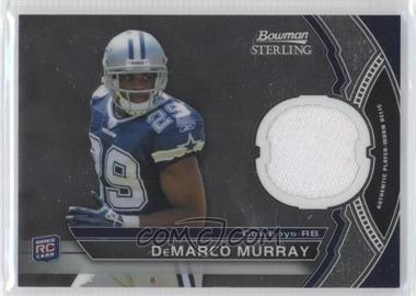 2011 Bowman Sterling - Relics #BSR-DM - DeMarco Murray