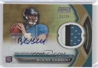 Blaine Gabbert /25