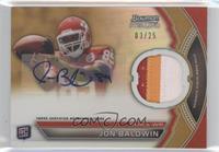 Jon Baldwin /25