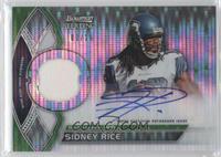 Sidney Rice /15