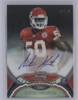 Justin Houston /50 [Near Mint‑Mint]