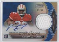 Kendall Hunter /99