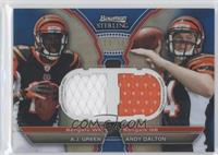A.J. Green, Andy Dalton /50