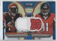 A.J. Green, Julio Jones /50