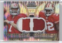 Colin Kaepernick, Kendall Hunter /15