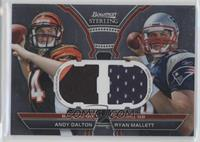 Andy Dalton, Ryan Mallett