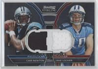 Cam Newton, Jake Locker