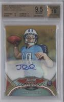 Jake Locker /25 [BGS 9.5]