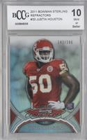 Justin Houston /299 [ENCASED]