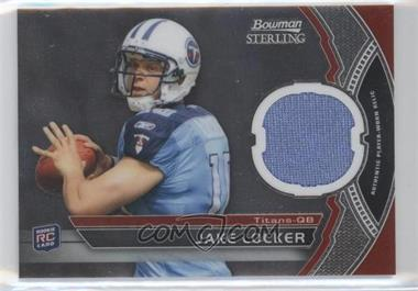 2011 Bowman Sterling Relics #BSR-JL - Jake Locker