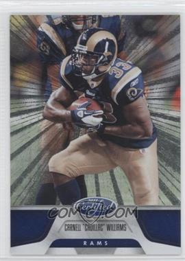 """2011 Certified - [Base] - Platinum Blue #137 - Carnell """"Cadillac"""" Williams /100"""