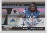 Mikel Leshoure /50