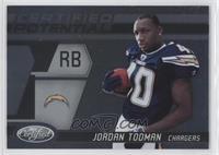 Jordan Todman /999