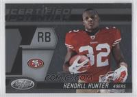 Kendall Hunter /999