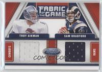 Sam Bradford, Troy Aikman /150