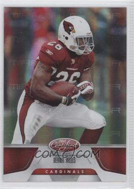 2011 Certified Mirror Red #1 - Beanie Wells /250
