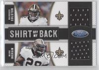 Mark Ingram, Marques Colston /10