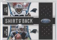 Steve Smith, Cam Newton, Steve Smith /100