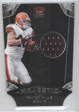 2011 Crown Royale - Majestic - Materials [Memorabilia] #10 - Peyton Hillis /299