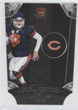 2011 Crown Royale - Majestic #19 - Jay Cutler