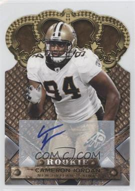 2011 Crown Royale Gold Signatures [Autographed] #115 - Cameron Jordan /499