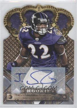 2011 Crown Royale Gold Signatures [Autographed] #145 - Jimmy Smith /499