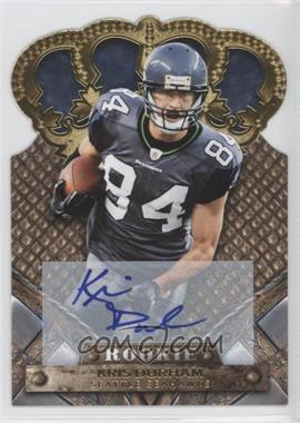 2011 Crown Royale Gold Signatures [Autographed] #154 - Kris Durham /499